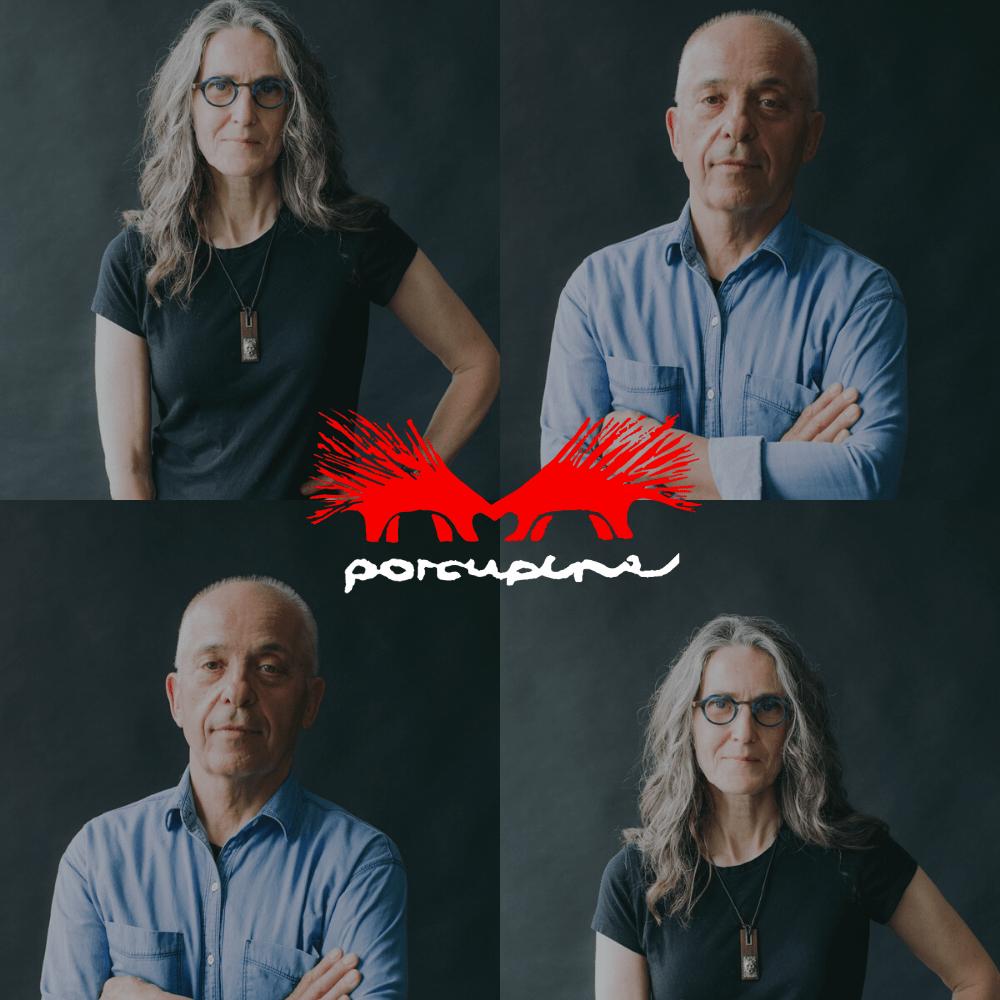 Porcupine Podcast Logo