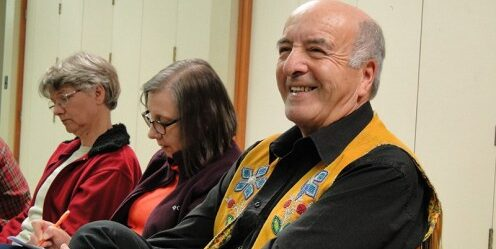 Reconciliation: Redefined by an Indigenous Spiritual Leader  – Transcript